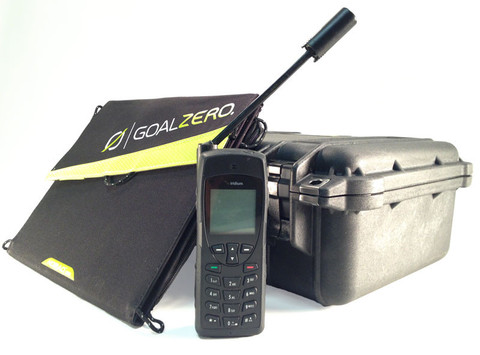 Satellite Phone Service