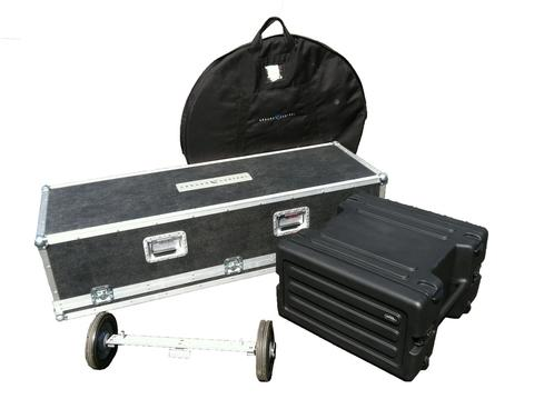 Toughsat XP 1.2 Meter Flyaway Satellite System $ 22,749.00