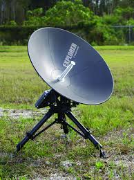 Explorer 3075 0.75m Ku-Band Manual Fly-Away Antenna System 20w BUC $ 27,000.00