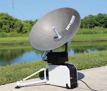 Explorer 3075GX for Inmarsat Global Xpress $ 36,000.00