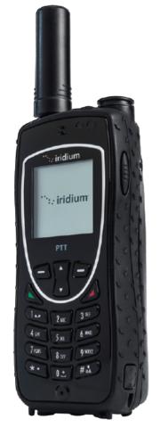 Iridium 9575 PTT