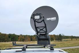 Explorer 8100 Mounted