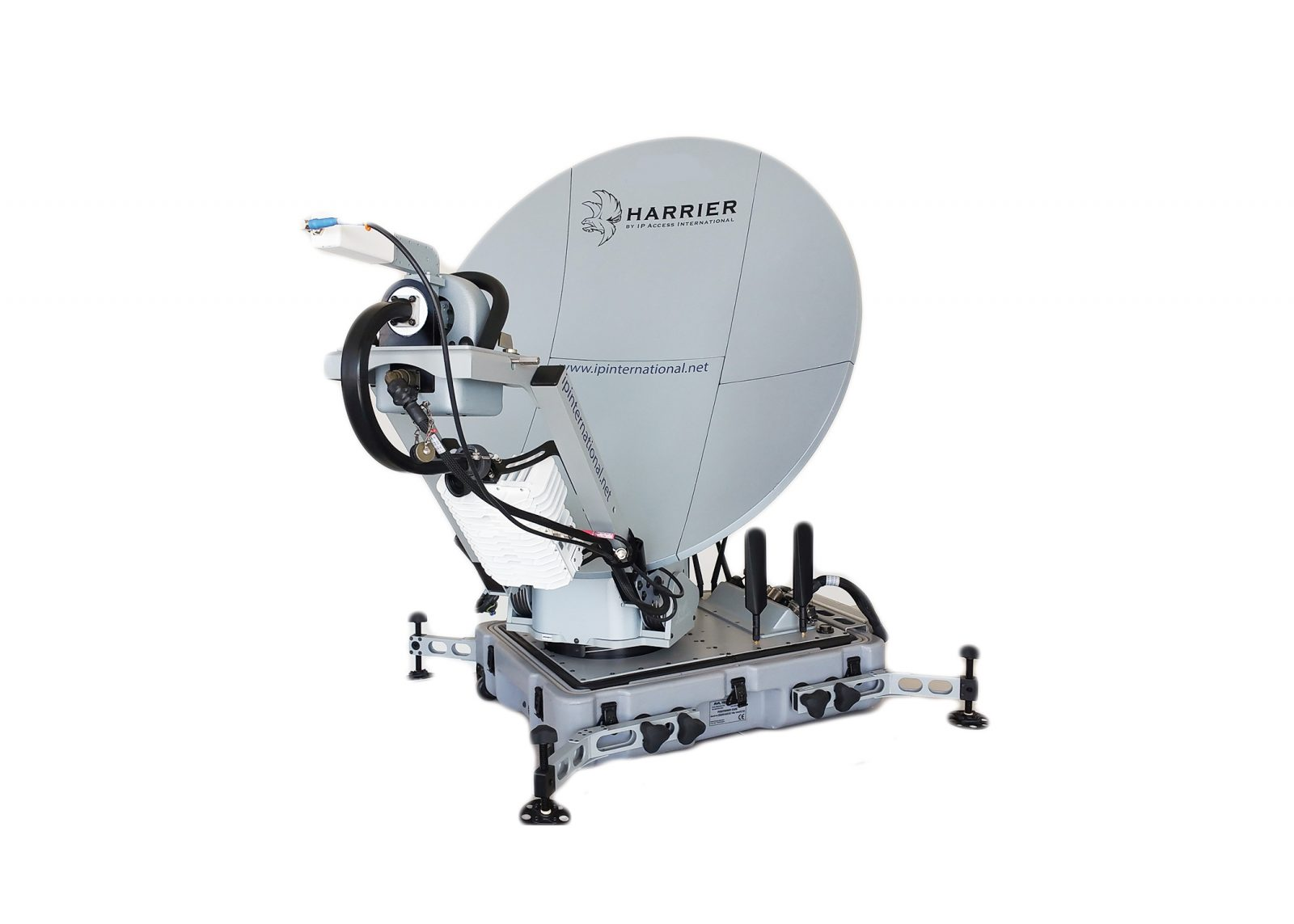 Harrier VSAT Antennae System