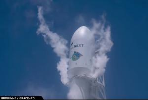 Iridium Satellite Launches Almost Complete